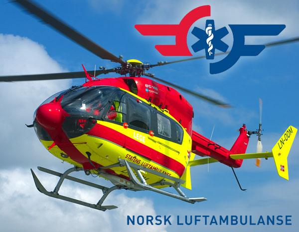 Norsk Luftambulanse 262px